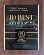 Ten Best California - Attorneys